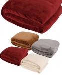 Manta Cobertor Casal Comfy Liso – Basic+