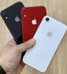 """iPhone XR Apple 64GB , Tela Retina LCD de 6,1"""", iOS 12, Câmera Traseira 12MP, Resistente à Água e Reconhecimento Facial"""
