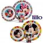 Conjunto Alimentação 3 Peças Disney – Lillo