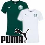 Camiseta do Palmeiras Goal 2020 Puma – Feminina