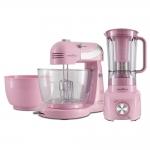 Kit Cozinha Britânia Cristal Pink BKT21 Concept