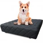 Caminha Box Pet 50x50x14cm Com Lençol Impermeável Branco Para Gatos E Cachorros – BF Colchões