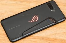ROG Phone II Black Asus, com Tela de 6,59″, 4G, 8GB/128GB e Câmera Dual 48+13MP – ZS660KL-1A038BR