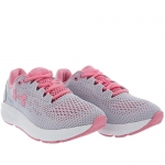 Tênis Under Armour Charged Pursuit 2 Feminino Cinza,Rosa