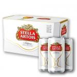 Cerveja Stella Artois 269ml – 8 Unidades
