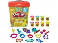 Massinha Play-Doh Maleta Hasbro com Acessórios