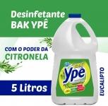 Desinfetante Bak Ypê Eucalipto 5 Litros, Ypê