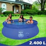 Piscina Inflável Mor 2400L Redonda – Splash Fun