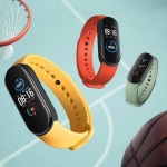 Xiaomi Mi Band 5 Cupom Aliexpress