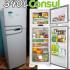 Geladeira/Refrigerador Consul Frost Free Duplex – Branca 340L CRM39ABANA