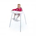 Cadeira para Refeição Cosco Cook IMP01661 – Até 15kg – Branco