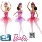 Boneca Barbie Bailarina Sortida