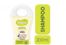 Kit com 6 Shampoo Huggies Turma da Mônica Camomila 200 ml