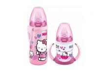 Copo de Treinamento Hello Kitty NUK Rosa