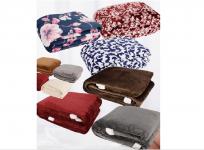Cobertor Sherpa Cozy / Cobertor Comfy Royal …King , Queen, Casal ou solteiro