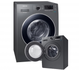 Lava e Seca Samsung WD4000 com Ecobubble™ e Lavagem a Seco WD11M4453JX Inox Look – 11kg