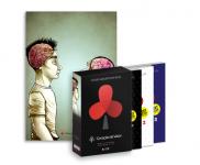 Box Geração De Valor – Cérebro: (Volumes 1, 2, 3 + Pôster Exclusivo Cérebro)
