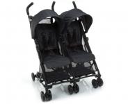 Carrinho de Bebê Gêmeos Nano Two Safety 1st, Preto