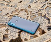 Smartphone Motorola One Fusion 128GB Azul Safira 4G Tela 6.5 Pol. Câmera Quadrupla 48MP Selfie 8MP Android 10