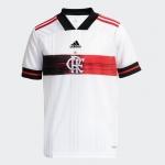 Camisa Flamengo II 20/21 s/n Torcedor Adidas Masculina
