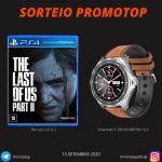 SORTEIO PROMOTOP – The Last of Us Part II e Smartwatch BlitzWolf® BW-HL3