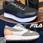 Tênis FILA Euro Jogger Wedge Feminino