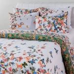 Enxoval Cama Papillon Verde 7 Peças – Casa & Conforto