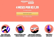 Amazon Music Unlimited por 4 MESES