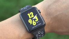 Apple Watch Nike+ Series 3 38mm GPS Integrado – Wi-Fi Bluetooth Pulseira Esportiva 8GB