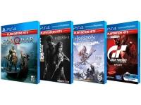 Combo com 4 Jogos para PS4 – Sony