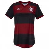 Camisa do Flamengo I 2020 adidas – Feminina
