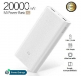 Power Bank 20000mah Branco – Xiaomi