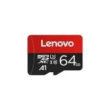 Lenovo 64GB U1 Class 10 MicroSD Card