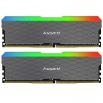 Kit Duas Memória RAM DDR4 Asgard Loki W2 RGB 3200Mhz