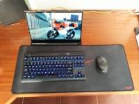 Mouse Pad Grande 70 X 30 Cm Gamer, Havit, Hv-Mp861, Preto