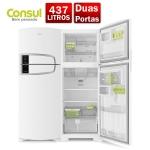 Geladeira/Refrigerador Consul Frost Free Duplex – 437L Bem Estar CRM55 ABANA Branco