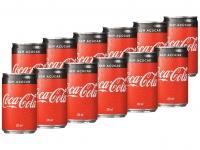 Refrigerante Lata Coca-Cola Zero 12 Unidades – 220ml