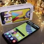 Samsung Galaxy M31 Azul, com Tela de 6,4″, 4G, 128GB e Câmera Quádrupla de 64MP + 8MP + 5MP + 5MP – SM-M315FZBKZTO