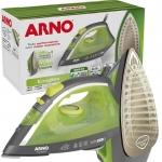 Ferro de Passar a Vapor Arno Ecogliss FEC1 com Spray – Verde