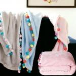 Cobertor Flannel Poá – Casa & Conforto