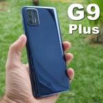 Smartphone Motorola Moto G9 Plus 128GB Azul Índigo 4G Tela 6.5″ Câmera Quadrupla 64MP Selfie 16MP Android 10.0