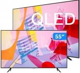 """Smart TV 4K QLED 55"""" Samsung 55Q60TA – Wi-Fi Bluetooth HDR 3 HDMI 2 USB"""