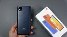 Smartphone Xiaomi Redmi 9C Azul 32GB, Tela de 6.53″, 2GB de RAM, Câmera Traseira Tripla, Android 10 e Processador Octa-Core