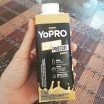 8 UNIDADES de: Bebida Láctea com 15g de proteína YoPRO 250ml