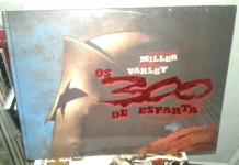 300 de Esparta (Português) Capa dura