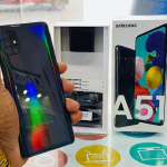 "Smartphone Samsung Galaxy A51 128GB 4G – 4GB RAM 6,5"" Câm. Quádrupla + Câm. Selfie 32MP"